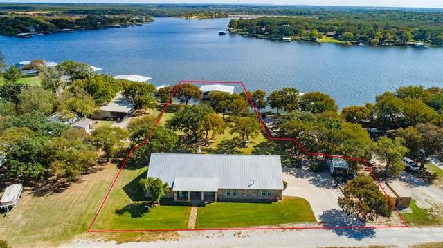 204 County Road 545, Eastland, TX 76448 (MLS #14459313) :: The Mauelshagen Group