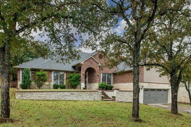 4714 Cimmaron Trail, Granbury, TX 76049 (MLS #14459314) :: The Kimberly Davis Group