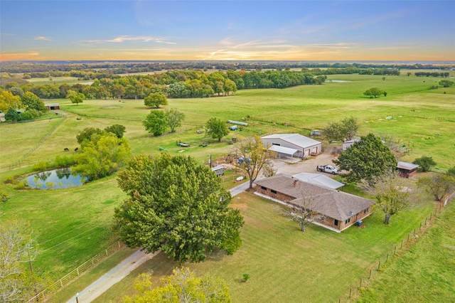 15313 County Road 825, Blue Ridge, TX 75424 (MLS #14459481) :: The Kimberly Davis Group