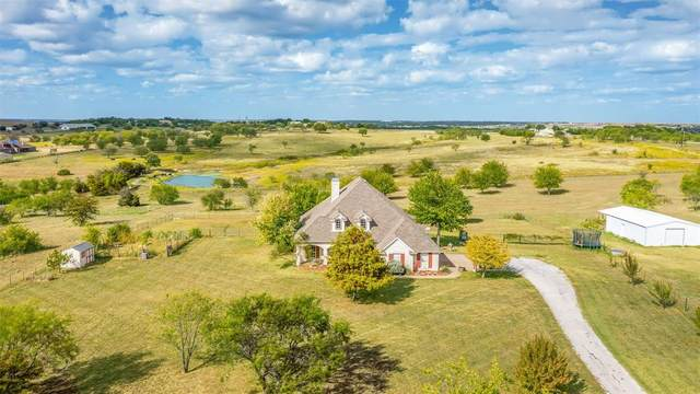 9858 Mcdaniel Road, Fort Worth, TX 76126 (MLS #14459536) :: Maegan Brest | Keller Williams Realty