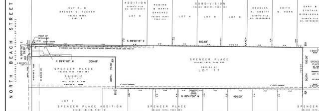 2106 N Beach Street, Haltom City, TX 76111 (MLS #14459637) :: Frankie Arthur Real Estate