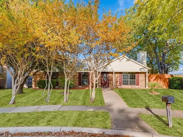 2702 Geneva Drive, Garland, TX 75040 (MLS #14459717) :: Potts Realty Group