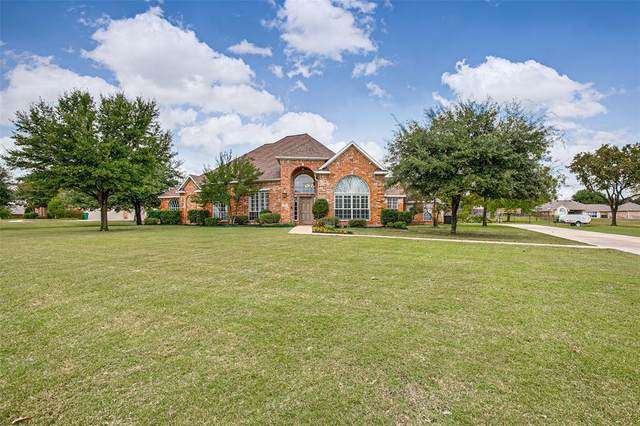 449 Chippendale Drive, Heath, TX 75032 (MLS #14459727) :: Real Estate By Design