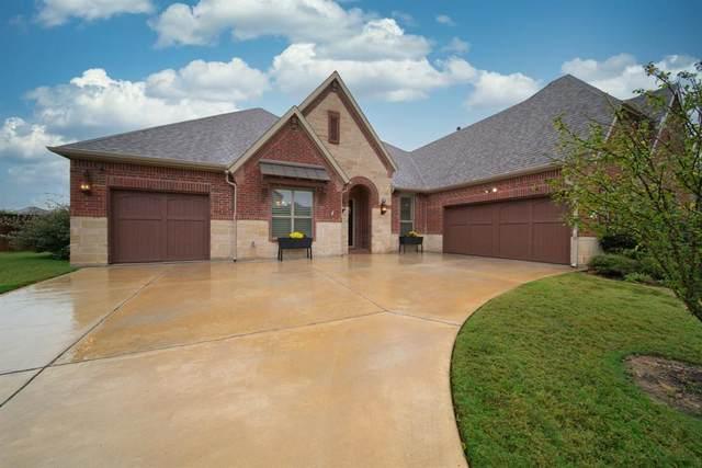 10883 Smoky Oak Trail, Flower Mound, TX 76226 (MLS #14459820) :: Post Oak Realty