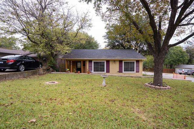 4713 Normandy Road, Fort Worth, TX 76103 (MLS #14460017) :: The Kimberly Davis Group