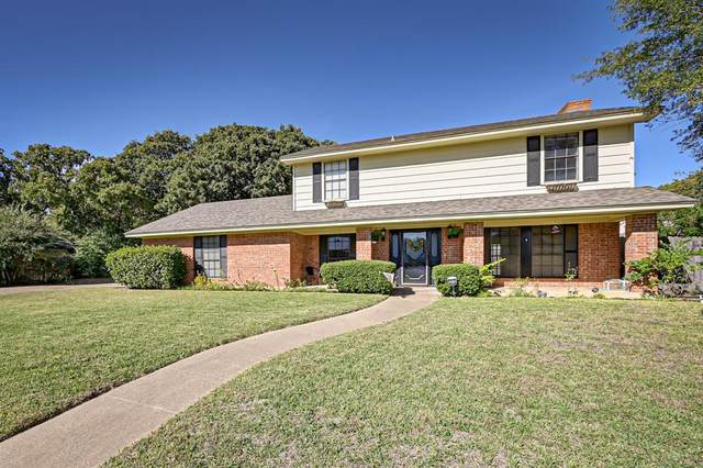 7605 Springcreek Court, Fort Worth, TX 76112 (MLS #14460155) :: Real Estate By Design