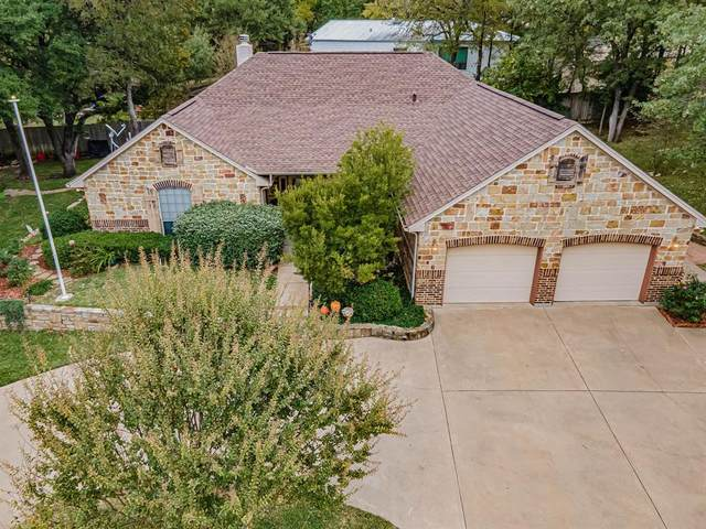 4001 Laramie Drive, Granbury, TX 76049 (MLS #14460679) :: Post Oak Realty