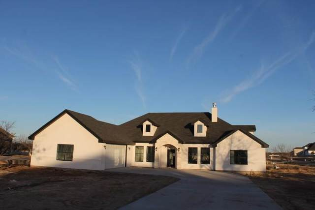 302 Filly Road, Abilene, TX 79606 (MLS #14461348) :: The Kimberly Davis Group