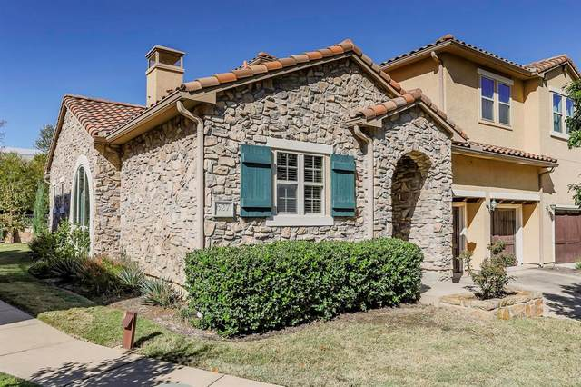 627 Via Ravello, Irving, TX 75039 (MLS #14461411) :: The Hornburg Real Estate Group