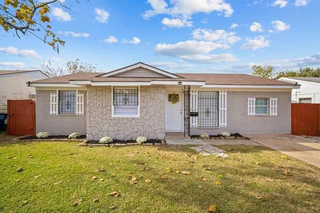 3723 Stateoak Drive, Dallas, TX 75241 (MLS #14461643) :: Real Estate By Design