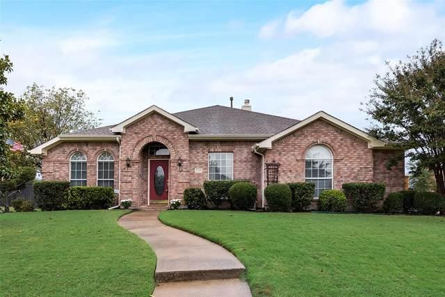 2917 Berrywood Court, Mesquite, TX 75181 (MLS #14462098) :: The Kimberly Davis Group