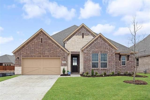 2822 Yarmouth Street, Celina, TX 75009 (MLS #14462404) :: Post Oak Realty