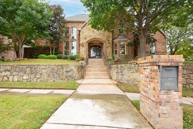 6912 Grand Falls Circle, Plano, TX 75024 (MLS #14462763) :: Potts Realty Group