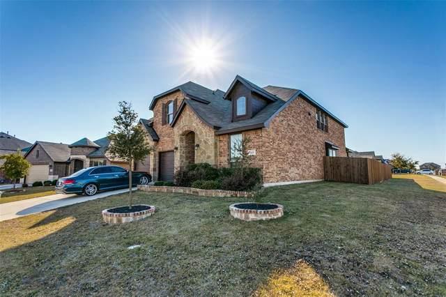 957 Cloudlock Drive, Saginaw, TX 76179 (MLS #14462992) :: Real Estate By Design