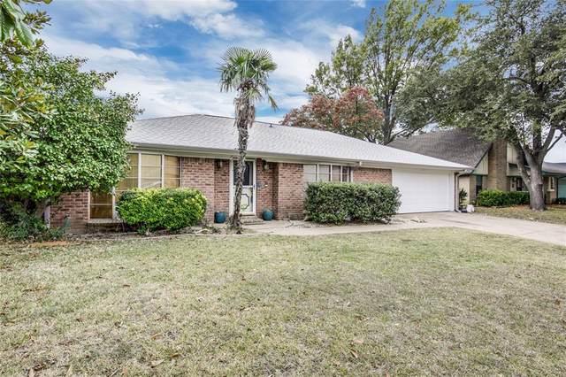 4012 Longleaf Lane, Fort Worth, TX 76137 (MLS #14463055) :: Keller Williams Realty