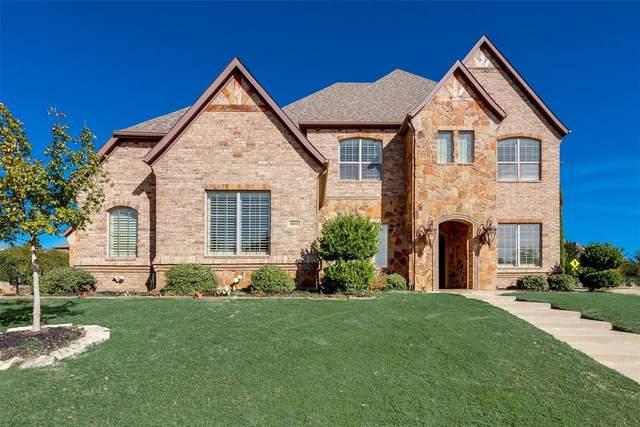801 Cross Timbers Drive, Keller, TX 76248 (MLS #14463067) :: The Chad Smith Team