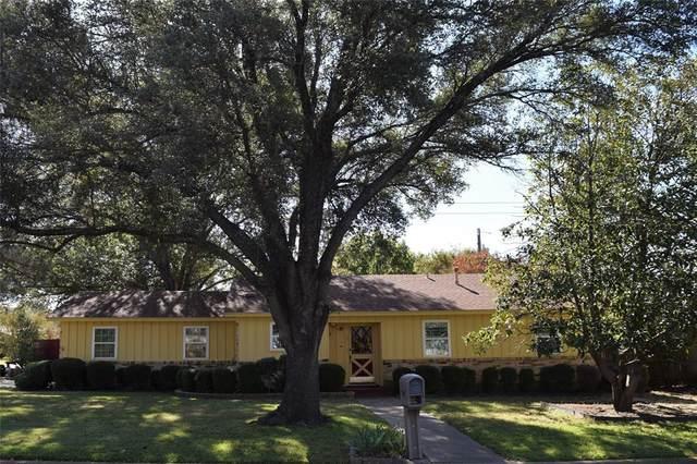 1108 Springdale Road, Bedford, TX 76021 (MLS #14463468) :: EXIT Realty Elite