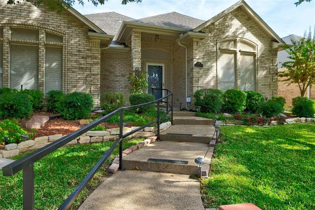 7105 Deer Hollow Drive, Fort Worth, TX 76132 (MLS #14463702) :: Real Estate By Design
