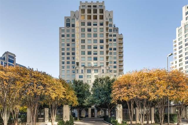 2525 N Pearl Street #1601, Dallas, TX 75201 (MLS #14464609) :: Post Oak Realty