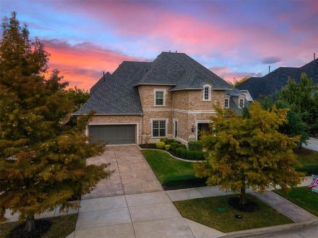 3470 Hickory Grove Lane, Frisco, TX 75033 (MLS #14464655) :: Real Estate By Design
