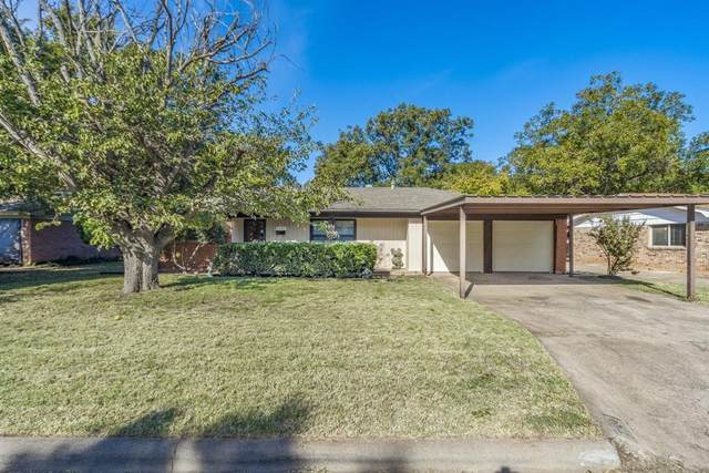 2334 Hollis Drive, Abilene, TX 79605 (MLS #14464879) :: Real Estate By Design