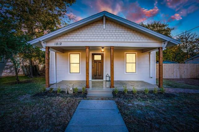 1812 Franklin Avenue, Bonham, TX 75418 (MLS #14465524) :: Real Estate By Design