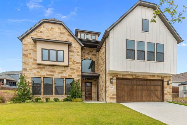 1712 Prairie Ridge Road, Aledo, TX 76008 (MLS #14465992) :: NewHomePrograms.com LLC
