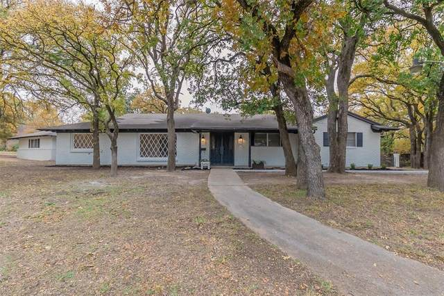 5656 Blueridge Drive, Fort Worth, TX 76112 (MLS #14466858) :: The Kimberly Davis Group