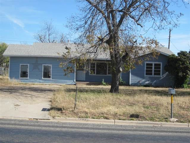 649 Cherry Street, Baird, TX 79504 (MLS #14466884) :: The Tierny Jordan Network