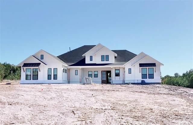 1119 Eagles Bluff Drive, Weatherford, TX 76087 (MLS #14467085) :: The Paula Jones Team | RE/MAX of Abilene