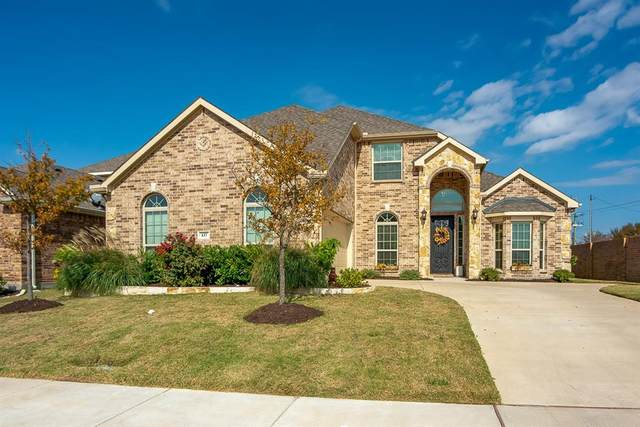 137 Quail Run Road, Red Oak, TX 75154 (MLS #14467497) :: The Paula Jones Team | RE/MAX of Abilene