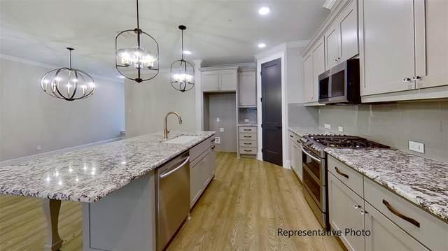 303 Sunset Lane #103, Fort Worth, TX 76114 (MLS #14467650) :: The Mauelshagen Group