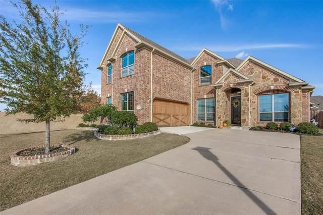 1656 Bradford Grove Trail, Keller, TX 76248 (MLS #14467902) :: Real Estate By Design