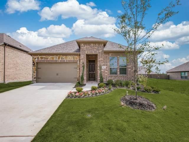 4001 Angelina Drive, Mckinney, TX 75071 (MLS #14468318) :: Team Hodnett