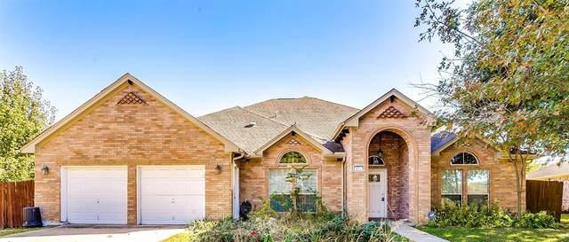 421 Allison Lane, Everman, TX 76140 (MLS #14468460) :: Robbins Real Estate Group