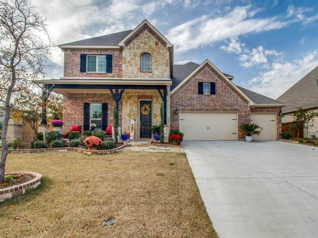 7701 Caddo Cove, Mckinney, TX 75071 (MLS #14469404) :: The Kimberly Davis Group