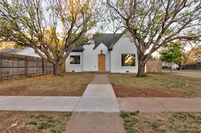 1773 Sycamore Street, Abilene, TX 79602 (MLS #14469595) :: NewHomePrograms.com LLC