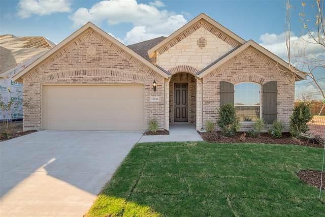 3413 Riverside Drive, Aubrey, TX 76227 (MLS #14470051) :: The Kimberly Davis Group