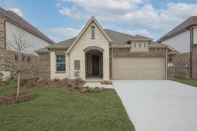 7616 Rhyner Way, Fort Worth, TX 76137 (MLS #14470094) :: Team Hodnett