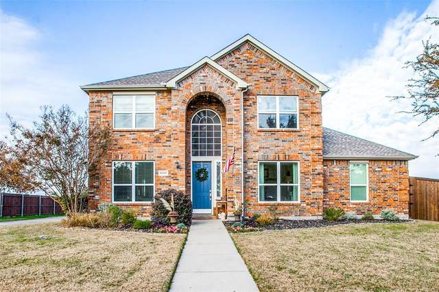 10397 Balsam Drive, Frisco, TX 75033 (MLS #14470164) :: The Heyl Group at Keller Williams