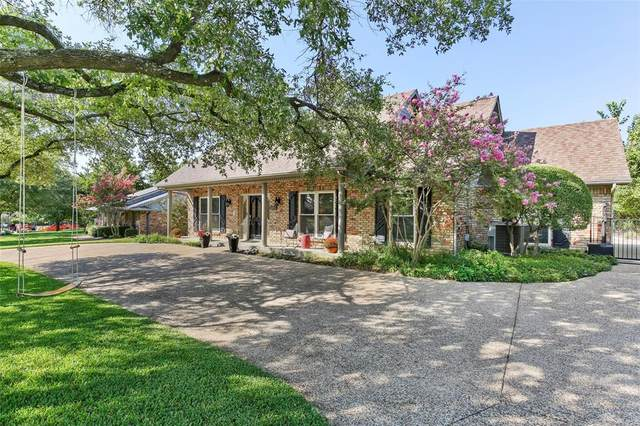 3205 Rolling Knoll Drive, Farmers Branch, TX 75234 (MLS #14470216) :: The Tierny Jordan Network