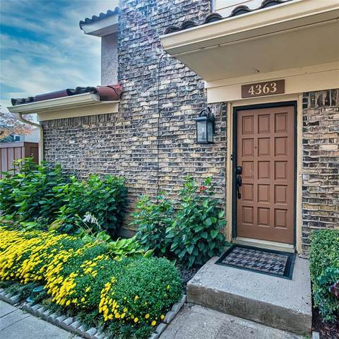 4363 Madera Road #4, Irving, TX 75038 (#14471033) :: Homes By Lainie Real Estate Group
