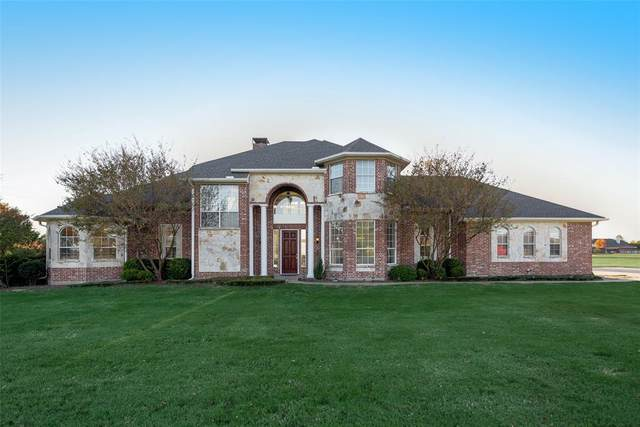150 Willowcrest, Rockwall, TX 75032 (MLS #14471118) :: The Mauelshagen Group
