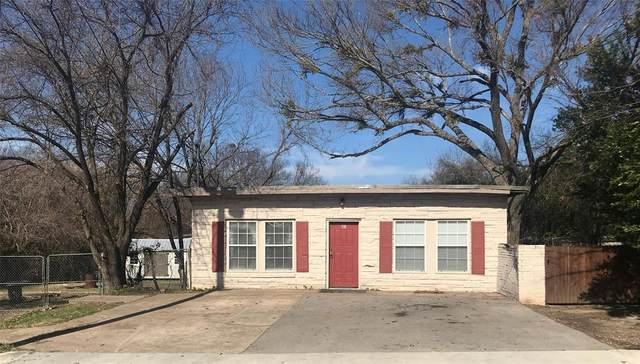 908 W Ball Street, Weatherford, TX 76086 (MLS #14471282) :: The Property Guys