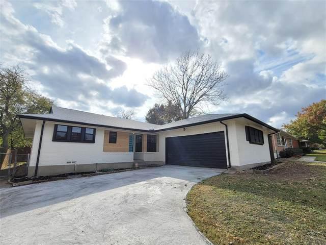 10660 Longmeadow Drive, Dallas, TX 75238 (MLS #14471376) :: The Mauelshagen Group