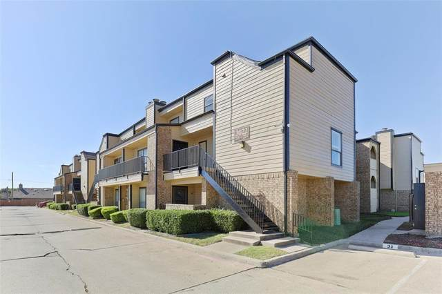 3022 Forest Lane #209, Dallas, TX 75234 (MLS #14471457) :: The Mauelshagen Group