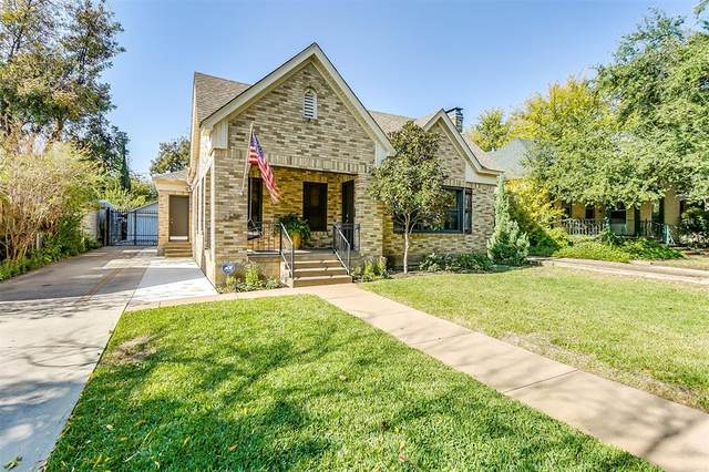 2308 Tremont Avenue, Fort Worth, TX 76107 (MLS #14471596) :: Potts Realty Group