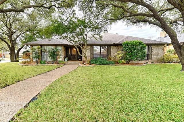 6603 Lovington Drive, Dallas, TX 75252 (MLS #14471772) :: The Tierny Jordan Network
