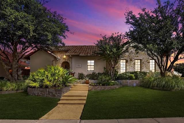 1522 Hilton Head Lane, Frisco, TX 75034 (MLS #14471791) :: The Daniel Team