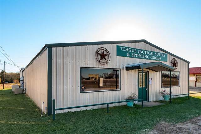 839 Us Highway 84 W, Teague, TX 75860 (MLS #14472200) :: All Cities USA Realty